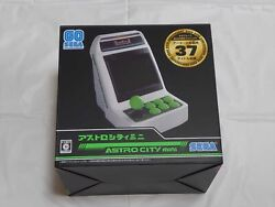 Sega Game Console Astro City Mini 1/6 1990s Games 36 Titles From Japan