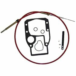 Omc Cobra Sterndrive Shift Cable Kit Replaces 987661 986654 987498