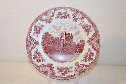 Johnson Brothers Old Britain Castles England 10 Dinner Plates Set Of 2
