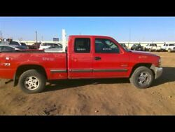 Fits 99-07 Sierra 1500 Pickup Passenger Front Door Classic Style Red 12594