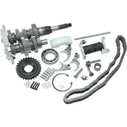 Baker Dd411pl Direct Drive 6 Dd6 Speed 3.24 Gear Set Harley St And Dyna 00-06