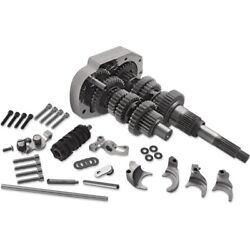 Baker Overdrive 401p Od6 6-speed Builders Kit 2.94 1st Ratio Harley St And Dyna
