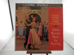 Arthur Murray Music For Dancing 4 Lps. All Exc. Or Better