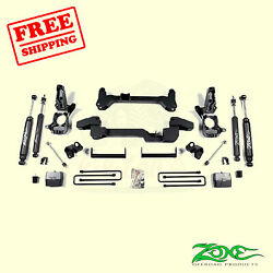 6 Front And Rear Suspension Lift Kit For Gmc 2500 Pickup 2wd 2001-2010 Zone
