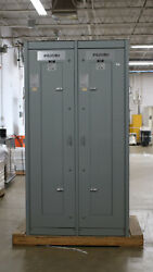 800 Amp Electric Panel 208y/120 3 Phase 4 X 200 2 X 400 Distribution Switchboard