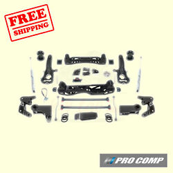 6 Lift Kit W/spacer And Pro Runner Shocks 14-18 Ram 1500 3.0l Diesel 4wd Pro Comp