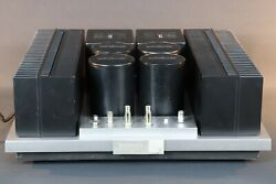Pioneer M-22 Power Amplifier Cass A From Hifi Vintage