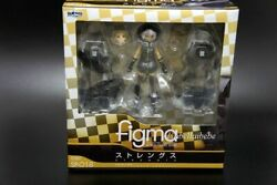 Max Factory Figma Sp-018 Black Rock Shooter Strength Action Figure Brs Real