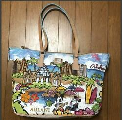 Good Condition Aulani Disney Dooney And Bourke Tote Bag Shipping From Japan