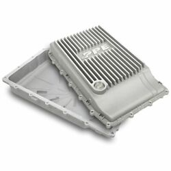 Ppe Aluminum Transmission Pan 2018+ Ford Mustang With 10r80 Transmission - Raw