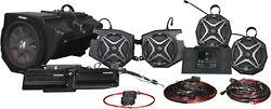 Ssv Works 5 Speaker Plug And Play Kit With Jvc Mr1 Receiver