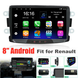 8 Touch Screen Android Bluetooth Mirror-link Car Mp5 Player Fit For Renault
