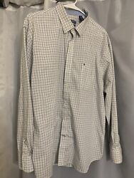 Mens Dress Shirts Xl Lot Of 4 Shirts And 3 Ties 1 Large Others Are Xl