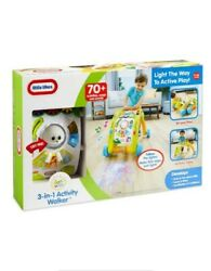 Trotteur Porteur Fantastic And Firsts - 3in1 Activity Walker Little Tikes