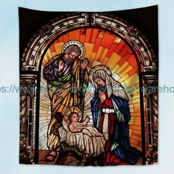 NACIMIENTO wall tapestry window tapestry