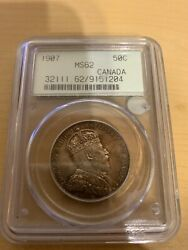 50 Cents 1907 Canada