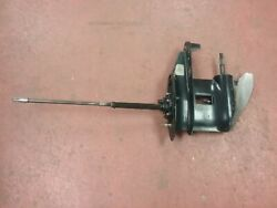 Lower Unit For A 25 Hp Evinrude Outboard Motor 1997