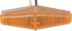Fly Racing Rectangular Clearance Module Light - Red 203396