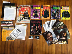 Vintage Marvel Star Wars Return Of The Jedi Comic Book Lot 1 2 3 4 And More