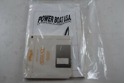 Power Boat Usa A Accolade Game For The Amiga Computer Tested And Working