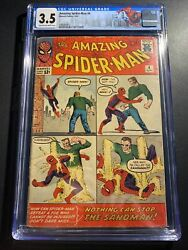 Amazing Spiderman 4 CGC 3.5