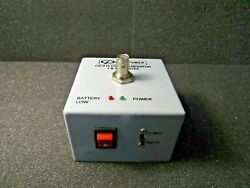 Com-power Cg-515 Comb Generator 1 And 5 Mhz Step No Monopole Or Power Supply