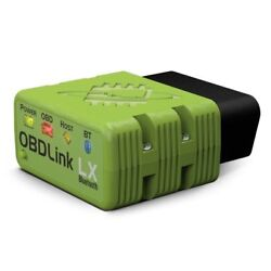 Obdlink 427201 Lx Bluetooth Scanner For Pc Android Free Software And Obdlink App