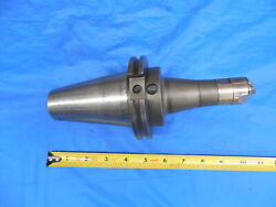 Cat 50 Tool Holder And Seco 31mm X 45 Degree End Mill R217.49-1616 Re-x012-45.2a