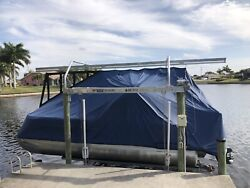 1 Minute Mooring Boat Cover