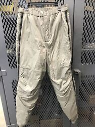 Orc Industries Level 7 L7 Insulated Trousers Pcu Foliage Green Large Long R21d