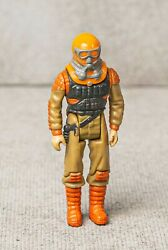 Kenner M.A.S.K. figure: COMPLETE Bruce Sato original short mask from Rhino