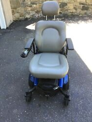 Golden Compass Sport Power Chair With Captains Seat Excellent Condition