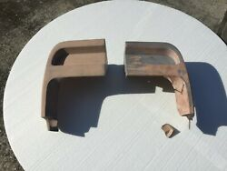 Oem 1969 1970 Shelby Gt350 Gt500 Left And Right Quarter Extensions