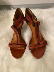 Givenchy Women Red Heels Size 37 $90.00