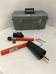 Hubbell Chance Multi Range Voltage Detector C403-0979 With Elbow Adapter