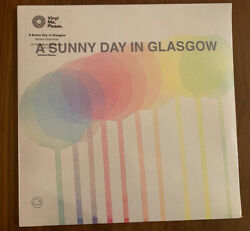 A Sunny Day In Glasgow Ashes Grammar Black/clear Vinyl Rare Oop 16/750 Sealed