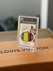 John Collins Rookie 2017-18 Panini Flawless Star Switch Signatures Rpa /25