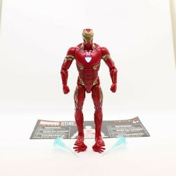 Marvel Legends First Ten Years Iron Man Mark 50 Infinity War 3 Pack Figure Light