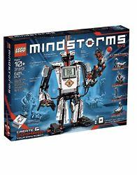Lego Mindstorms 31313 Ev3 New Sealed