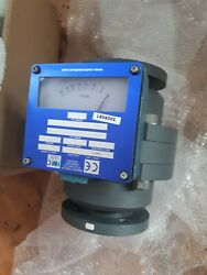 Flow-mon Large 3in Flow Monitor Flow Rate Indicator 3inch