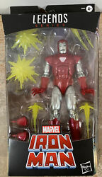 Marvel Legends Iron Man Silver Centurion Action Figure