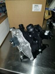 06l121111m Thermostat And Water Pump 2.0 Tfsi Ok Only 3k Miles . Has New Gasket.