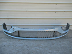 2016 2017 Bentley Continental Gt Gtc Speed Front Bumper Cover Oem 16 17