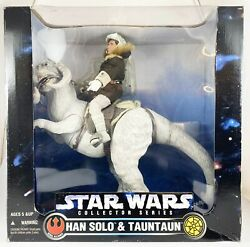 Star Wars Action Collection - Kenner - Han Solo And Tauntaun