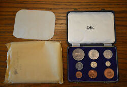 South Africa 1955 Short Proof Set With Sam Box - Free Shipping