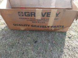Nos Gravely Walk Behind Professional 10 Tractor Hood