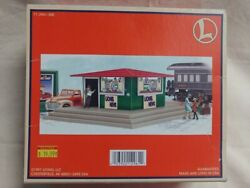 Lionel 6-12961 News Newsstand Model Railway Layout Accessory Vintage