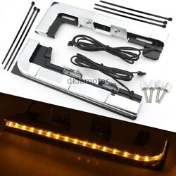 Motorcycle Led Engine Lighting Panel For Honda Gold Wing Tour Dct Airbag 2018-up