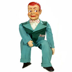1960s Jerry Mahoney Ventriloquist Doll By Juro Nice