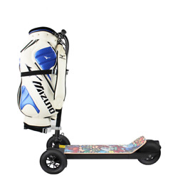 Eswing 500w/48v Electric Off Road 3 Wheel Folding Golf Cart Scooter Vehicle New